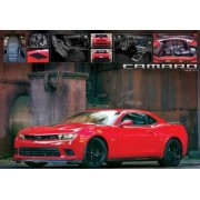 Puzzle 1000 piese 2015 Chevrolet Camaro Z28 A Star is Reborn