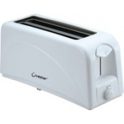 Ovastar OWPT-438 1300 W Pop Up Toaster(White)