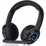 HEADPHONES, Speedlink XANTHOS, Gaming, Headset, Black (SL-4475-BK)