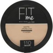 Maybelline Fit Me Matte + Poreless Powder 8.5g - Fair Ivory