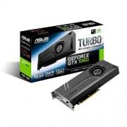 Asus Tarjeta Grafica Asus Turbo-Gtx1060-6g 6gb Gddr5 Pcie3.0 Hdmi Geforce Gtx1060