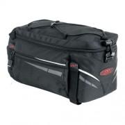 NORCO Idaho Gepäckträgertasche mit Isolation Schwarz