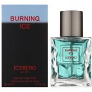 Iceberg Burning Ice eau de toilette para hombre 50 ml