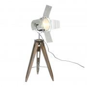 Lámpara trípode foco de cine casa de hoy