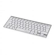 KBD, HAMA Rossano, Wireless, White/Grey (50454)