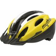 Polisport Zaštitna kaciga za bicikliste MYTH vel.L black / yellow