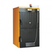Centrala termica pe lemne Ferroli SFL 4 EL 27 kw. 6 ani Garantie