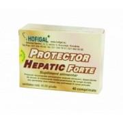 HOFIGAL PROTECTOR HEPATIC FORTE 40 comprimate