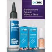 Lichid Tigara Electronica Premium Jac Vapour Blackcurrant Squash 70ml, Nicotina 5,1mg/ml, 80%VG 20%PG, UK made, Pachet DiY