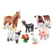 JOC DE ROL - ANIMALUTE DE LA FERMA - LEARNING RESOURCES (LER0694)