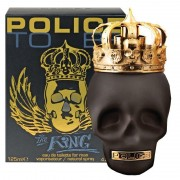 Police to be the king eau de toilette 125 ml spray