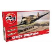 Kit Constructie Airfix Avion Curtiss Tomahawk Mk.Ii 1:48