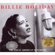 Video Delta Holiday,Billie - Great American Songbook - CD