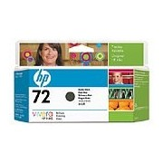 HP 72 Matte Black Ink Cartridge, 130ml (C9403A)