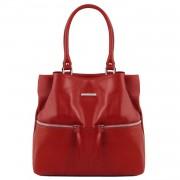 Италианска чанта от естествена кожа TL Bag TL141722