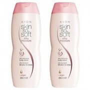 Avon Silky Moisture Replenishing Body Lotion (500 Ml)