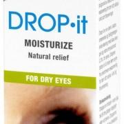 DROP-it Drop-It Moisturize Ögondroppar 10ml