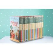 Famous Five 21-Book Collection