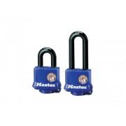 Lacat 312EURDLH 40MM Otel, termoplastificat albastru 51mm, Master Lock