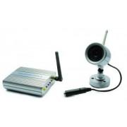 Camera de supraveghere Wireless cu receiver, video audio, 803C, cu infrarosu