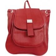 Estoss Backpack Waterproof Backpack(Red, 5 L)