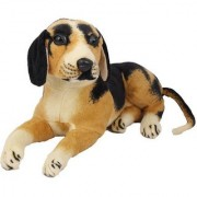 Anand Collection soft stuffed sitting dog for kids-32