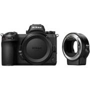 Digitalni foto-aparat Nikon Z7, Set (Sa FTZ adapterom), Crna