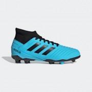 Футбольные бутсы Predator 19.3 FG adidas Performance Черный 34
