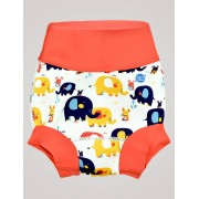 Splash About Happy Nappy blöjabadbyxor - Little Elephants Medium (3-6 mdr.)