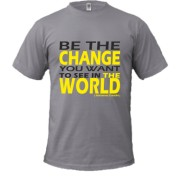 Tricou Change The World