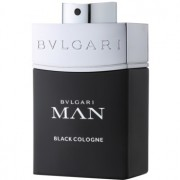 Bvlgari Man Black Cologne Eau de Toilette para homens 60 ml