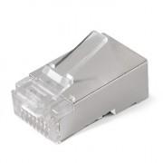 Conector RJ45 para cable FTP/STP cat6 blindado