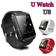 U8 Bluetooth Smart Watch 2015-iPhone/Android (Touch Screen) - LOWEST EVER