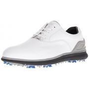 Callaway Lagrange Zapatillas de Golf para Hombre, Blanco/Negro, 9 D D US