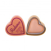 Makeup Revolution London I Heart Revolution Triple Baked Highlighter highlighter 10 g nijansa Radiance za žene