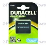 Duracell Videokamera Batteri Panasonic 7.4v 720mAh (CGA-DU07A/1B)