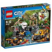 Lego city jungle explorers sito di esplorazione nella giungla 60161