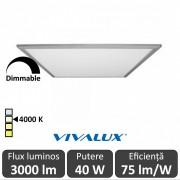 Vivalux GRANDO LED Alb 40W Dimabil 4000K ( Alb-Neutru )
