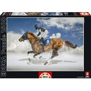 Educa St. Moritz Turf Final Puzzle (1500 Piece), White