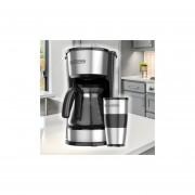 Cafetera Programable 4en1 B+d 5tz Filtro Permanente Jarra + Termo