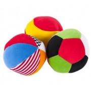 Biba Toys plišane lopte (3 kom.) ( A011222 )
