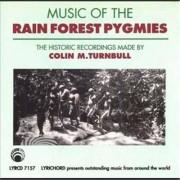 Video Delta Music Of The Rainforest Pyg - Music Of The Rainforest Pygmie - CD