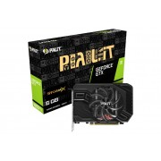 VGA Palit GTX 1660 Ti StormX, nVidia GeForce GTX 1660 Ti, 6GB, do 1770MHz, 36mj (NE6166T018J9-161F)