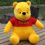 Marshmallow Winnie The Pooh Soft Toy for Kids 30 cm