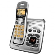 Uniden DECT1735 Single(1) Handset Cordless Home Phone with Answering Machine