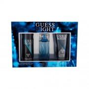 GUESS Night подаръчен комплект EDT 100 ml + дезодорант 226 ml + душ гел 200 ml за мъже
