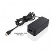 Адаптер Lenovo 45W Standard AC Adapter (USB Type-C) EU, 4X20M26256