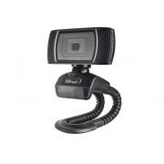 Trust Webcam TRUST Trino HD (8 MP - Foto - Con Micrófono)