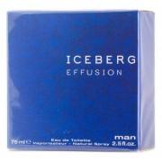 Iceberg Effusion Man Eau de Toilette 75 ml