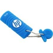 HP c350b 8 GB Pen Drive(Blue)